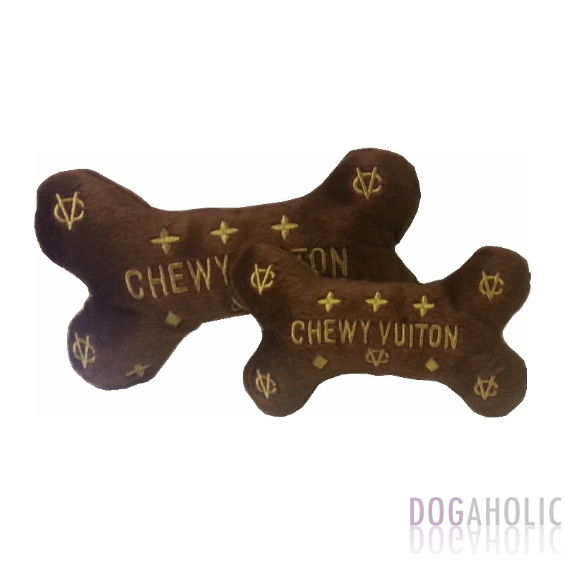 Chewy Vuiton Dog Toy Uk