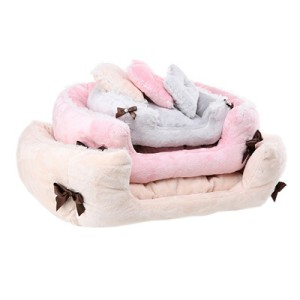 Square & Oval Dog Beds