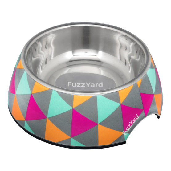 Dogaholic Fuzzyard Pop Bowl
