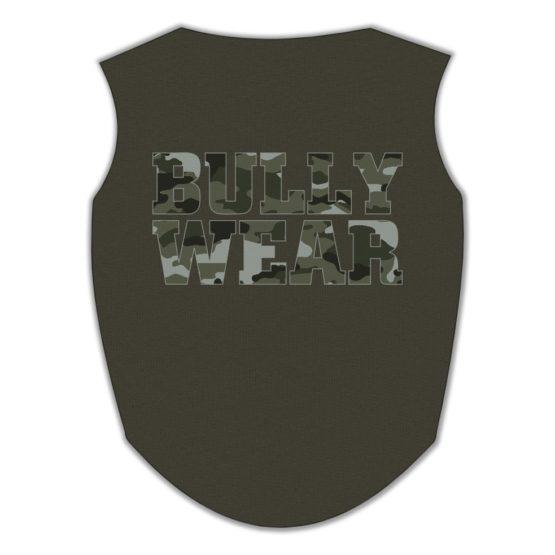 BullyWear Camo Print Tee 2