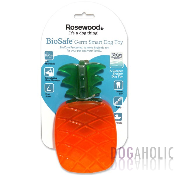 Pineapple Biosafe Toy