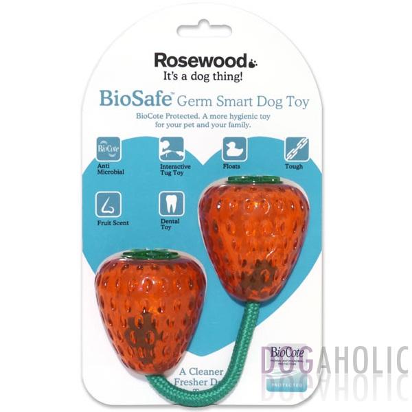 Strawberry Biosafe Toy