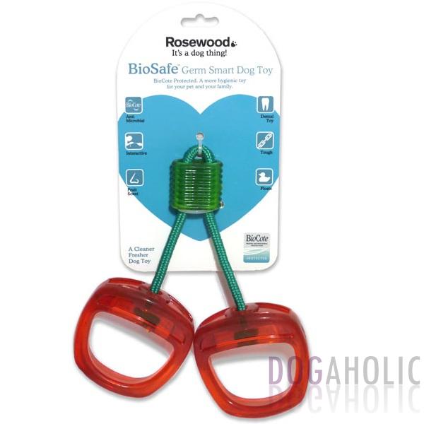 BioSafe Germ Smart Dog Toys