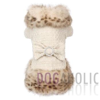 Puppy Angel Marple Millionaire Coat