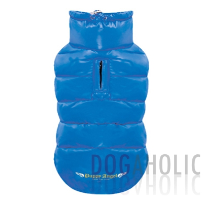 Puppy Angel Love Down Vest For English Bulldogs