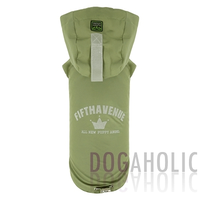 Puppy Angel Multi Protect Raincoat (Vest, Regular Length)