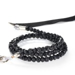 Fireball Leash - Black