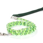 Fireball Leash - Green