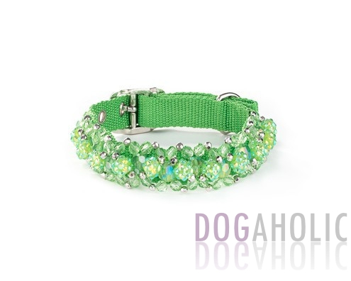 Fireball Collar - Green