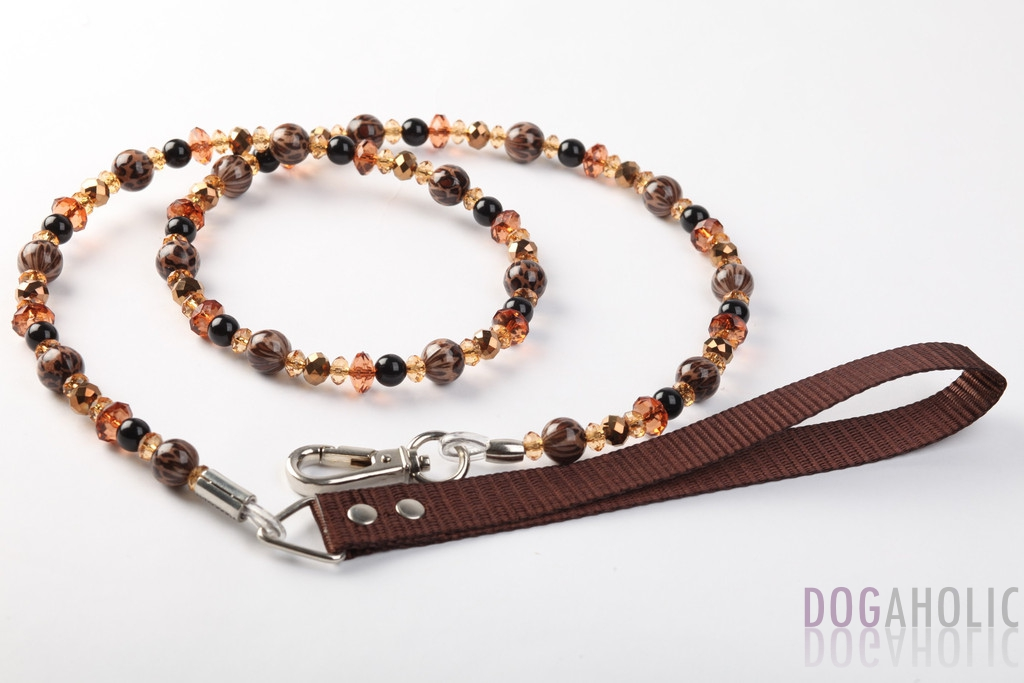 Animal Print Collection - The Leopard Leash