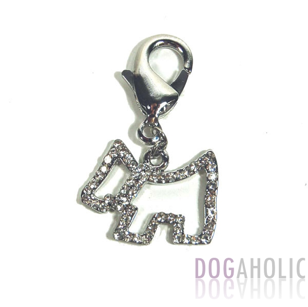 Diamante Doggie Collar Charm