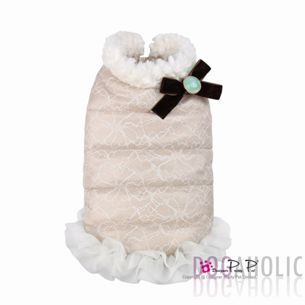 Pretty Pet Lace Coat