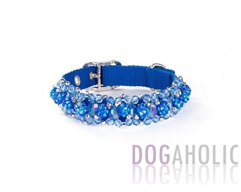 Fireball Collar - Sapphire
