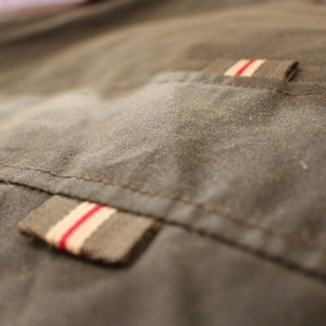 Dogisismo Windsor Coat Detail 1