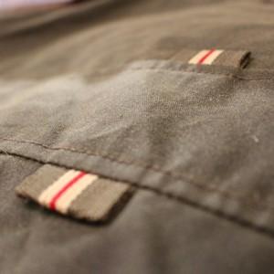Dogisismo Windsor Coat Detail 1