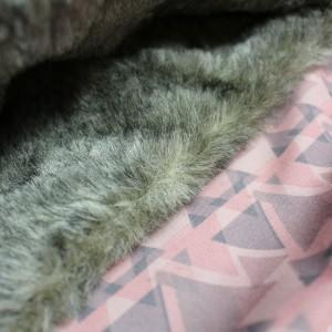Dogissimo Florence Coat Fur Neck