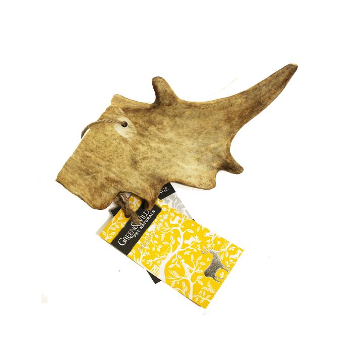 Deer Antler Dog Toy