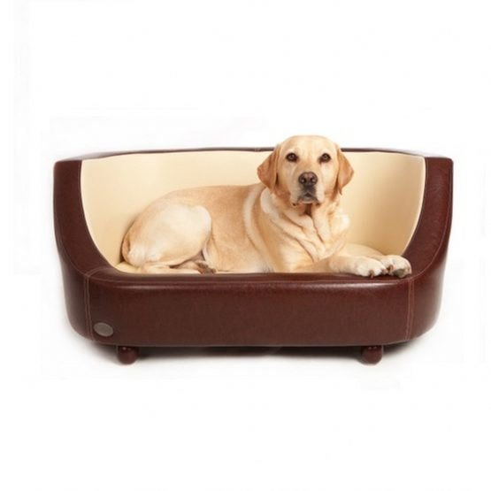Leather Dog Beds
