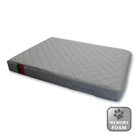 Roma Mat Bed in Grey