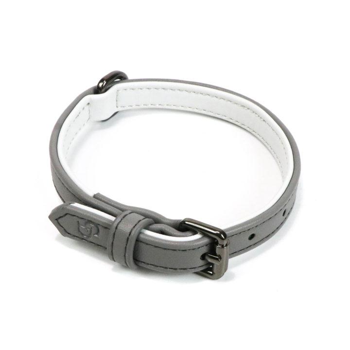 CatwalkDog Cambridge Collar in Grey
