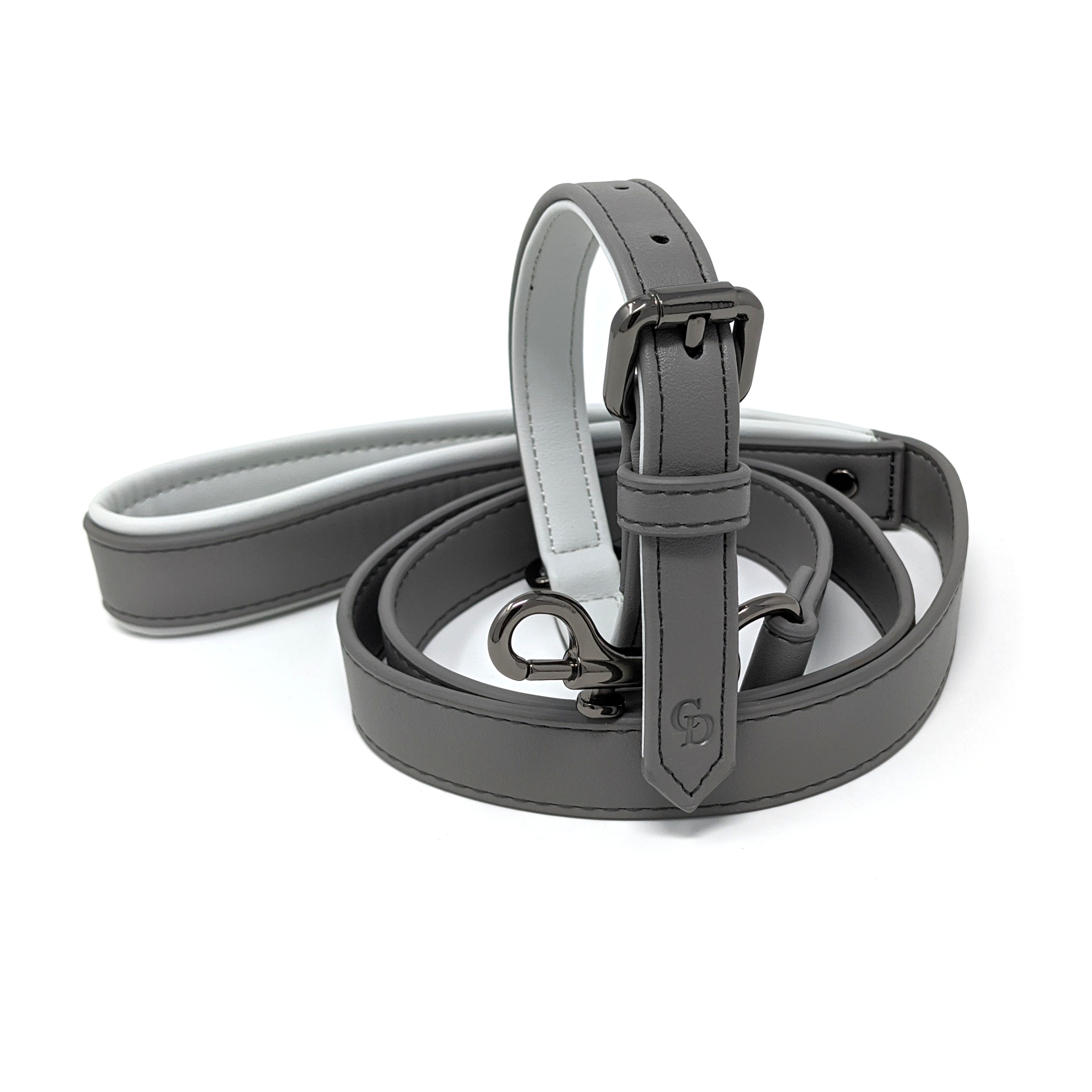 CatwalkDog Cambridge Collar in Grey