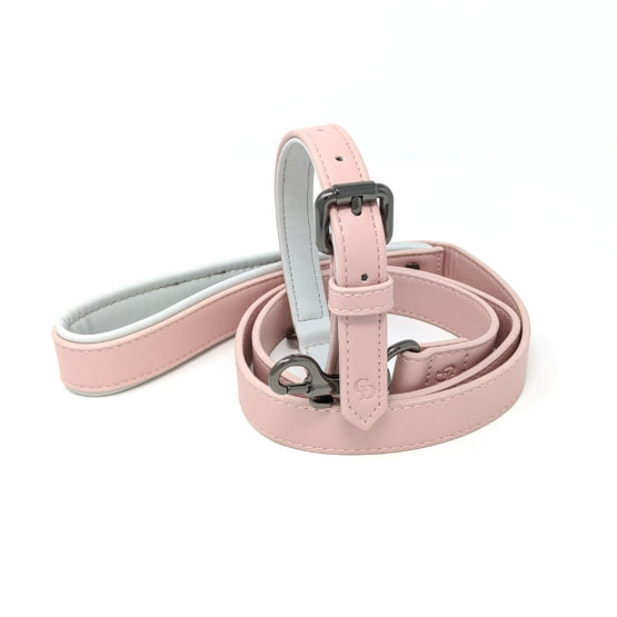 CatwalkDog Cambridge Leash in Pink