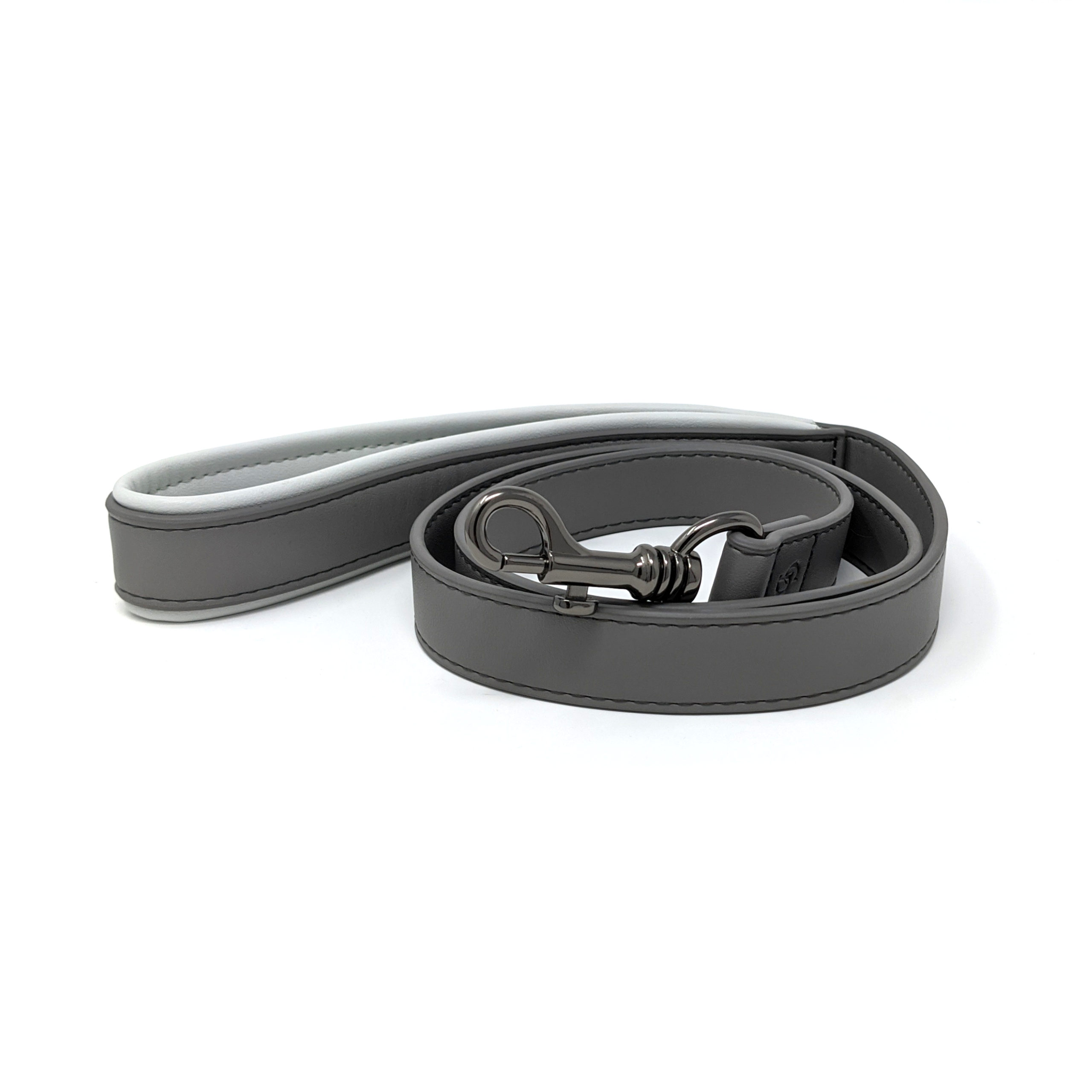 CatwalkDog Cambridge Leash in Grey