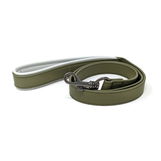 CatwalkDog Cambridge Leash in Green